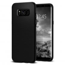 SpigenSPIGEN Liquid Air mobilskal Galaxy S8 Svart