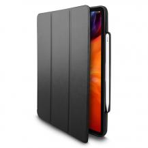 PuroPuro – Zeta Pro iPad Pro 11 2018/2020 - Svart