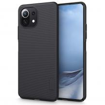 NillkinNillkin – Frosted Shield Mobilskal Xiaomi Mi 11 Lite - Svart