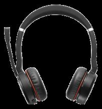 JabraJabra Evolve 75, Bluetooth stereoheadset