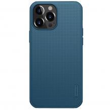 NillkinNillkin Super Frosted Shield Pro Skal iPhone 13 Pro Max - Blå