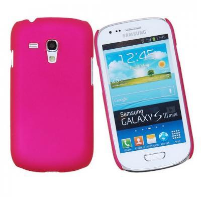 Baksidesskal till Samsung Galaxy S3 mini i8190 (Magenta)