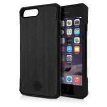 ItSkinsItskins Atom DLX Skal till iPhone 7 Plus - Wood Svart