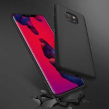 A-One BrandTwill Texture Flexicase Skal till Huawei Mate 20 Pro - Svart