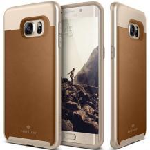 CaseologyCaseology Envoy Series Skal till Samsung Galaxy S6 Edge Plus - Brun