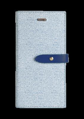 Mercury Milano Diary Fodral till Apple iPhone 6 (S) Plus - Blå