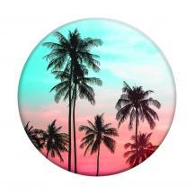 PopSocketsPOPSOCKETS Tropical Sunset Avtagbart Grip med Ställfunktion