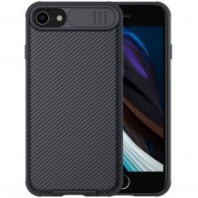 NillkinNILLKIN CamShield Mobilskal iPhone SE 2020 - Svart