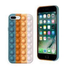 Fidget ToysPop it fidget skal till iPhone 7/8 Plus - Grön