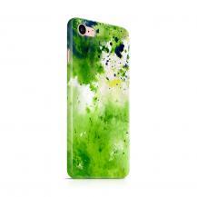 Skal till Apple iPhone 7/8 - Vattenfärg - Grön