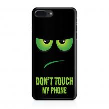 Skal till Apple iPhone 7/8 Plus - Don't touch my phone