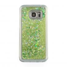 CoveredGearGlitter Skal till Samsung Galaxy S7 - Grön