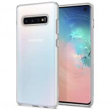 SpigenSPIGEN Liquid Crystal Galaxy S10 Crystal Clear