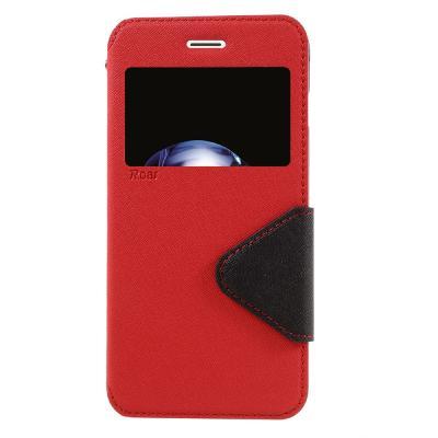 Roar Korea plånboksfodral till iPhone 7/8 Plus - Röd