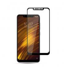 A-One BrandTempered Glass till Xiaomi Pocophone F1 - Svart