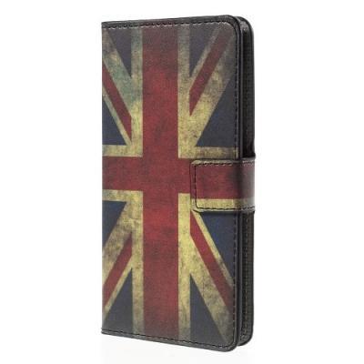 Plånboksfodral till ZTE Blade S6 - British