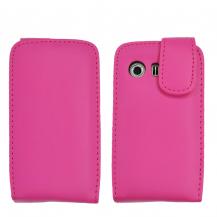 OEMFlip mobilväska till Samsung Galaxy Y S5360 (Magenta)