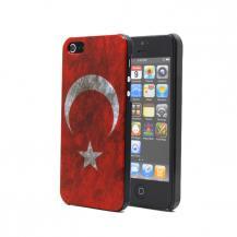 OEMTurkiets flaggaBaksideskal till Apple iPhone 5/5S/SE