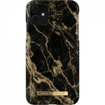 iDeal of SwedenIDEAL FASHION CASE IPHONE XR/11 GOLDEN SMOKE MARBLE