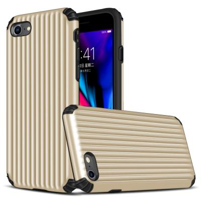 Hybrid Armor Skal till Apple iPhone 7/8 - Guld