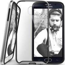 CaseologyCaseology Waterfall Series BaksideSkal till Samsung Galaxy S6 - Silver