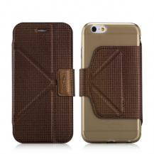 MomaxMOMAX Core Origami MobilFodral till Apple iPhone 6 / 6S - Brun