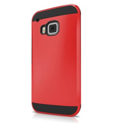 ITSkins Evolution Skal till HTC One M9 - Röd