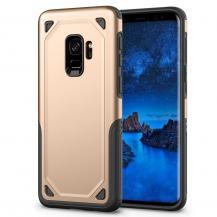 A-One BrandRugged Armor Skal till Samsung Galaxy S9 - Gold
