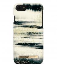 iDeal of SwedeniDeal Fashion Skal iPhone 6/6s/7/8/SE 2020 - Golden Tie Dye