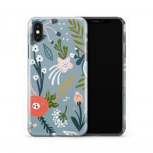 TheMobileStore Slim CasesDesigner Skal till Apple iPhone X/XS - Pat2117