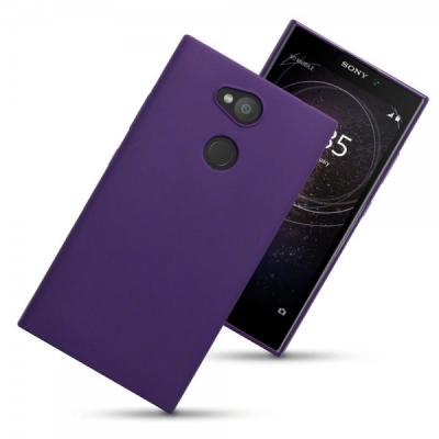 Qubits Mobilskal till Sony Xperia L2 - Lila
