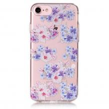 A-One BrandTPU Mobilskal iPhone 7/8/SE 2020 - Blommotiv
