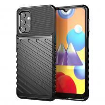 A-One BrandThunder Twill mobilskal till Galaxy A32 5G - Svart