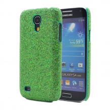 OEMGlitter Skal till Samsung Galaxy S4 mini - Grön