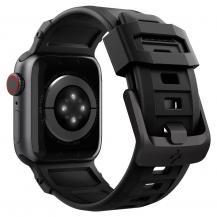 SpigenSpigen Rugged Band Apple Watch 2/3/4/5/6/Se (38/40mm) - Matte Svart