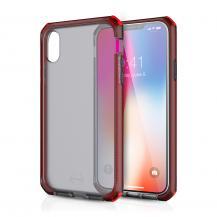 ItSkinsSUPREME FROST Skal till iPhone XR - Röd