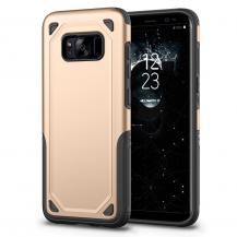 A-One BrandRugged Armor Skal till Samsung Galaxy S8 Plus - Gold
