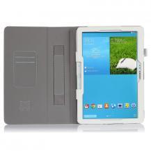 A-One BrandStand Flip Fodral till Samsung Tab Pro 10,1 (Vit)
