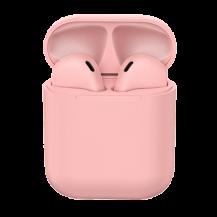 A-One Brandi12S TWS Trådlösa hörlurar, Bluetooth 5.0 - Rosa