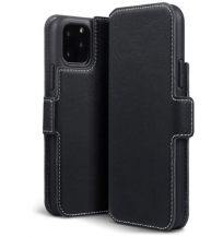 TerrapinTerrapin | Slim Plånboksfodral iPhone 12 & 12 Pro - Svart