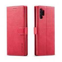 LC.imeekeLC.IMEEKE Plånboksfodral för Samsung Galaxy Note 10 Plus - Röd