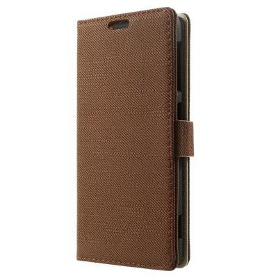 Plånboksfodral till HTC Desire Eye - Brun
