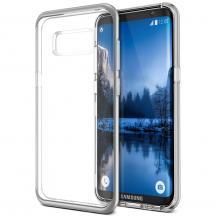 VERUSVerus Crystal Bumper Skal till Samsung Galaxy S8 - Silver