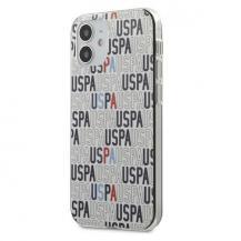 U.S. Polo Assn.U.S. Polo Assn. Logo Mania Collection iPhone 12 mini Vit