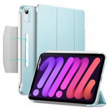 ESRESR Ascend Trifold Fodral iPad Mini 6 2021 - Ljus Blå
