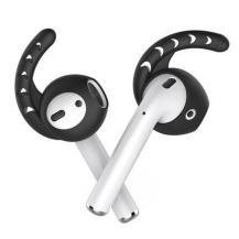 A-One BrandAhaStyle Ear Hooks till AirPods - Svart