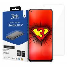 3MK3MK - Flexibelt Hybrid Härdat Glas Realme 8/8 Pro