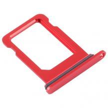 iPhone 12 Simkortshållare - Röd