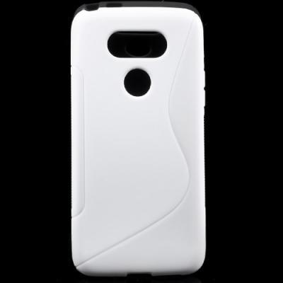 S-Curve Mobilskal till LG G5 - Vit