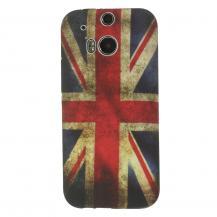 OEMFlexiSkal till HTC One M8 - Union Jack